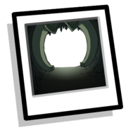 Icono de Fondo de Caverna Antigua