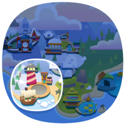 Loading screen Beacon Boardwalk