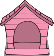 Pink Puffle House sprite 001