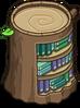 Stump Bookcase sprite 056