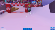 Waddle On Party Mt Blizzard snow stormer