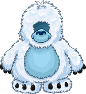 Yeti Costume clothing icon ID 4141