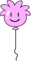 Globo de Puffle Rosa icono