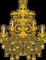 GoldChandelier