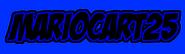 Mariocart25 Logo 13