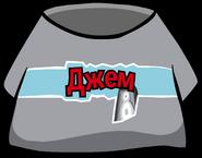 Music Jam T-Shirt icon ru