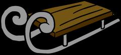 Sled (furniture)