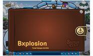 Album de estampillas de Bxplosion