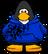Blue CP Logo Splatter