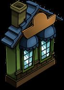 Cozy Green House sprite 003