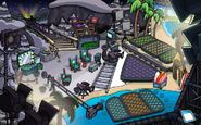 La Bahía durante el Show de Estrellas
