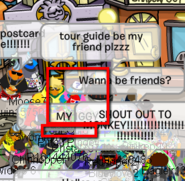 Otro encuentro con tour guide