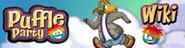 Puffle party logo 2013 made by raamish in cp 22