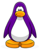 Purple Penguin Create