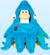 Squidzoid limited penguin!