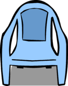 Blue Chair sprite 001