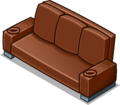 Brown Designer Couch sprite 005