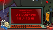Herbert's computer finale