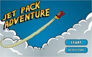 Jetpack Game Start