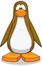 Pinguino café