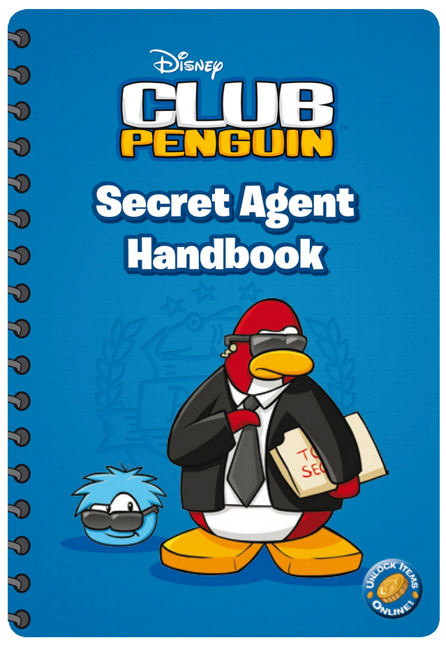 Secret Agent Handbook Club Penguin Wiki Fandom Powered By Wikia