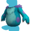 Sulley Costume CPI icon