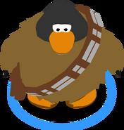 Chewbacca Costume in-game