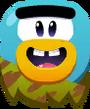 Emoticón de Sonrisa pingüinícola