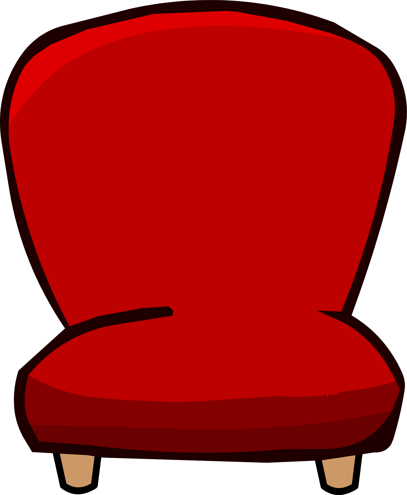 Image Red Chair PNG Club Penguin Wiki