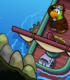 Brown Puffle Cliff card image