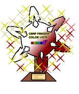 Camp Penguins Color Vote Award 1st