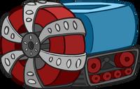 Conjunto de Taladrador icono