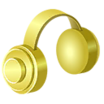 Decal Headphones icon