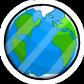 Globe Pin icon