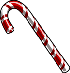 Candy Cane Cane