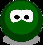 Dark green inventory