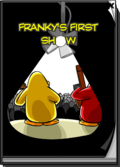 Franky's First Show Front