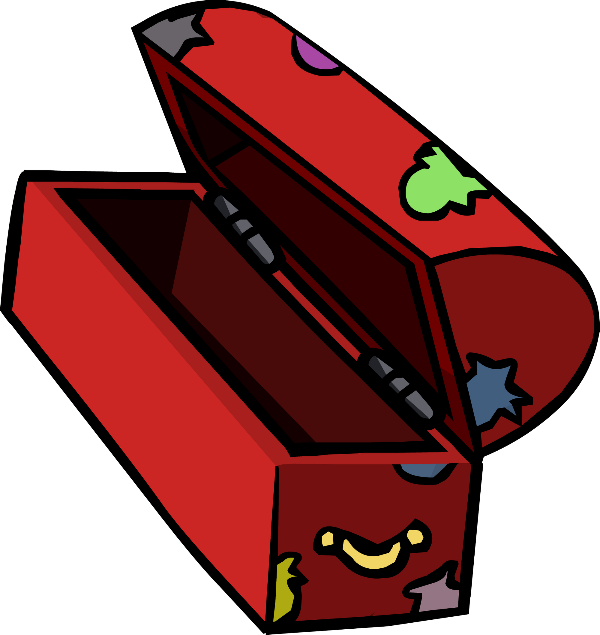 Image result for costume trunk icon cp