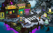 Halloween Party 2015 Beach