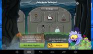 Interfaz Fiesta de Noche de Brujas 2016 App 6