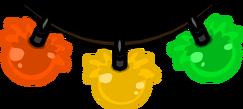 Puffle Lights furniture icon ID 982