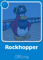 Rockhopper while Offline
