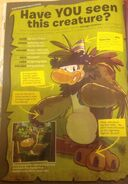Sasquatch CP Magazine