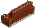 Brown Designer Couch sprite 016