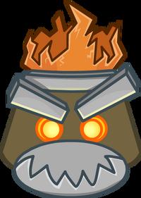 Casco Protobótico icono