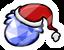 Crystal Puffle Pin icon