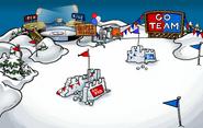 Día del Deporte - Fuerte Nevado