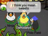 Daffodaily5 (a Ninja): Creo que te refieres a dulces ...