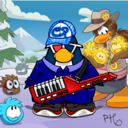 Golden Puffle Giveaway