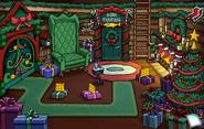 Holiday Party 2015 Ski Lodge